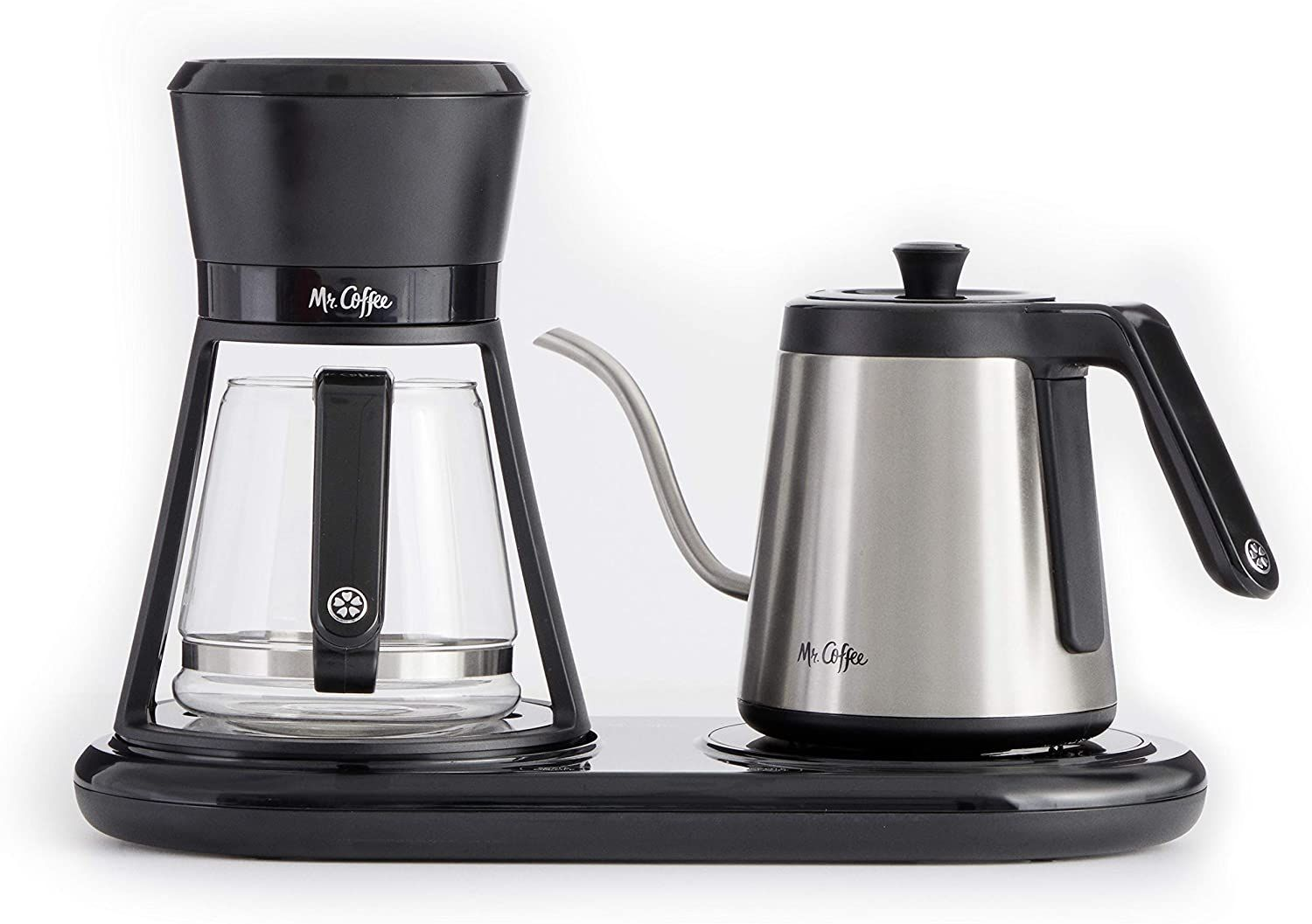 Mr. Coffee BVMCPO19B AllinOne Pour Over Coffee Maker, 6