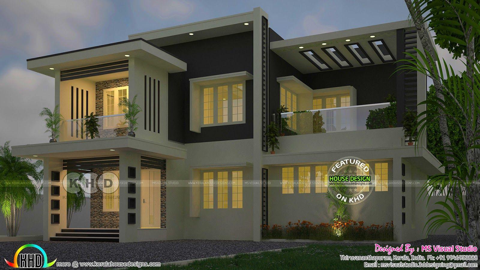 D'life home interiors - kottayam kottayam kerala contemporaryhomeoctg   house design