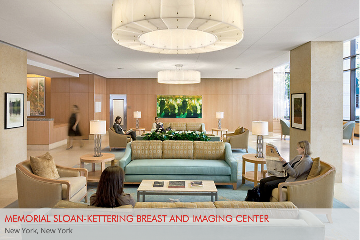Memorial Sloan-Kettering Breast Imaging Center in New York