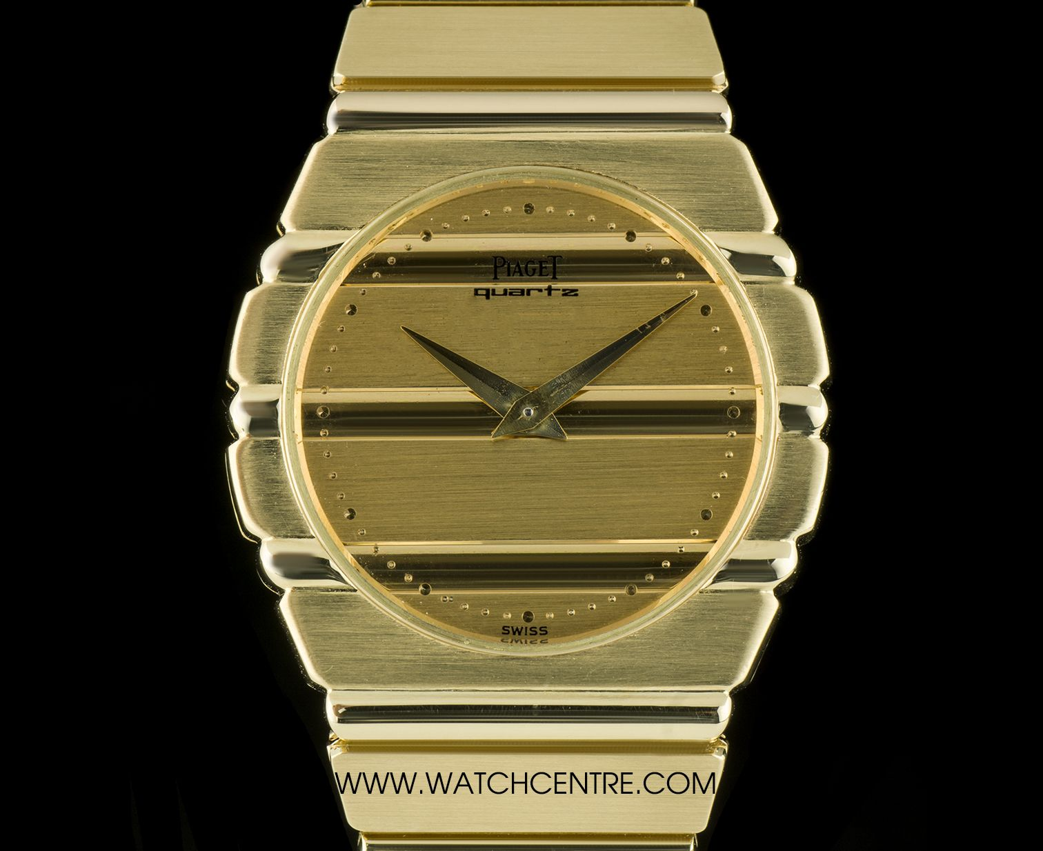 classic yellow watches gold dial watch automatic white s men manufacture chopard