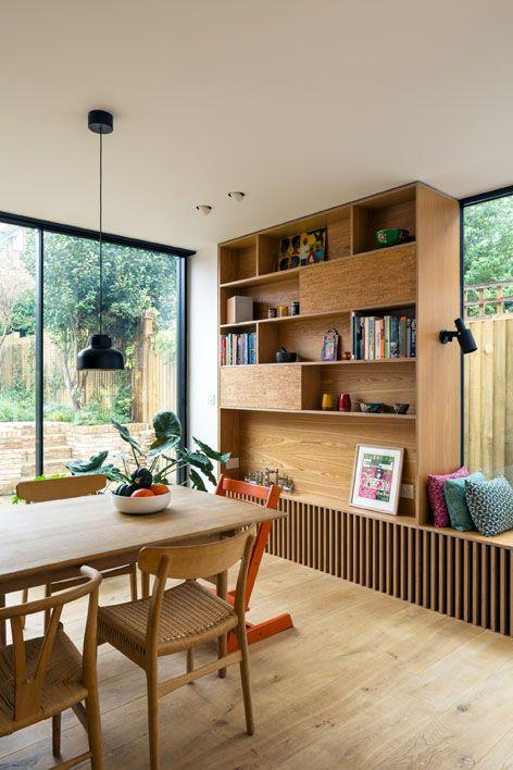 Photo of Leytonstone — Bespoke plywood furniture