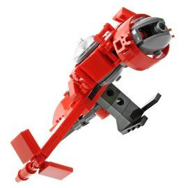 Swordfish - ICHIBAN Toys Custom LEGO Element Kit | 2013 | 103 pieces | Inspired by Cowboy Bebop. Alright. 3. 2. 1. Let's Jam!