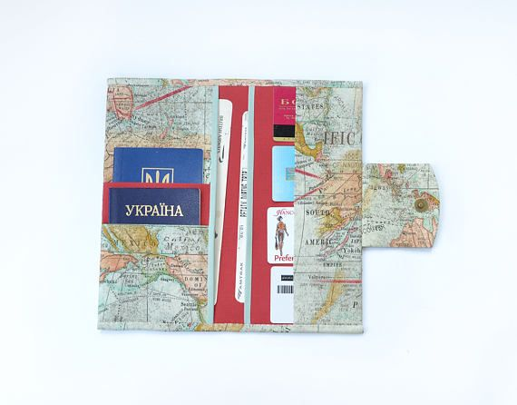 Travel wallet family passport holder travel document holder travel wallet family passport holder travel document holder travel document organizer map gumiabroncs Images