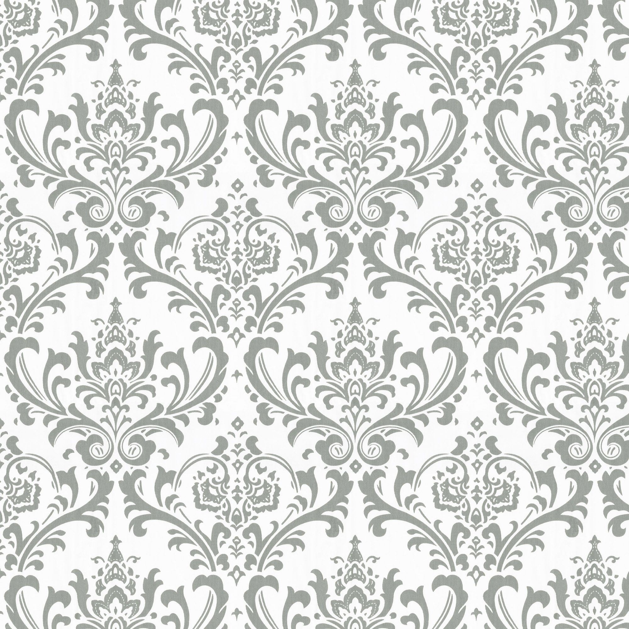 Grey Damask Background