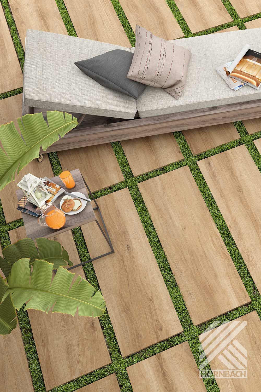 Feinsteinzeug Terrassenplatte Limewood Roble 40 X 120 X 2 Cm R11c Bei Hornbach Kaufen In 2020 Terrassenplatten Terrasse Gestalten Terrassenfliesen