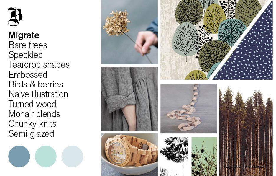 Trend Bible Autumn Winter 2015/16 Home & Interior Trends - Migrate ...