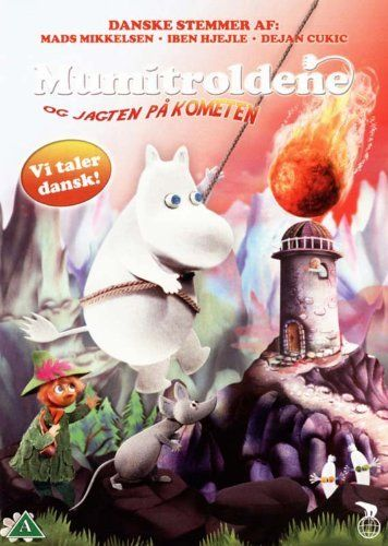 Moomins And The Comet Chase Muumi Ja Punainen Pyrstotahti Moomins The Comet Chase Amazon Co Character Design Animation Animated Characters Character Design