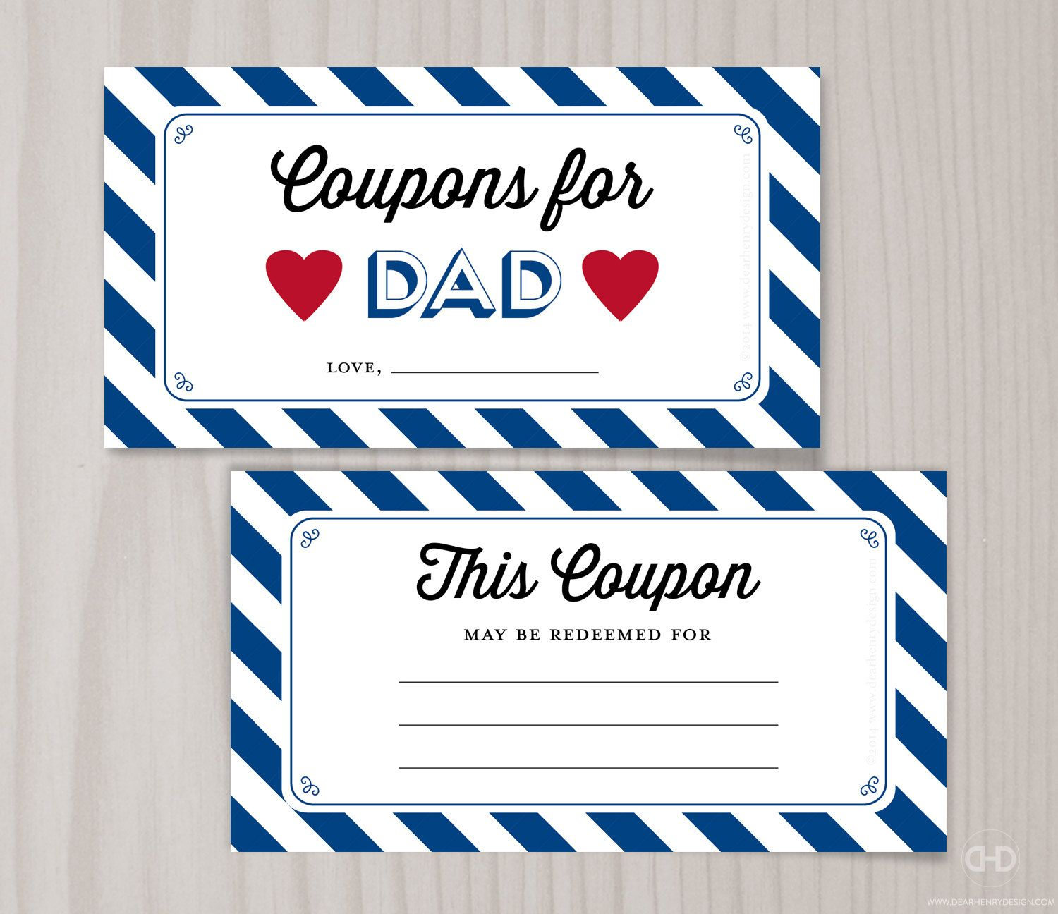 Image Result For Daddy Daughter Voucher  Gifts