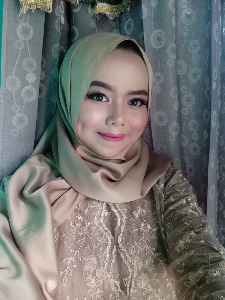 Make Up Lamaran Sederhana Fashion Make Up Hijab