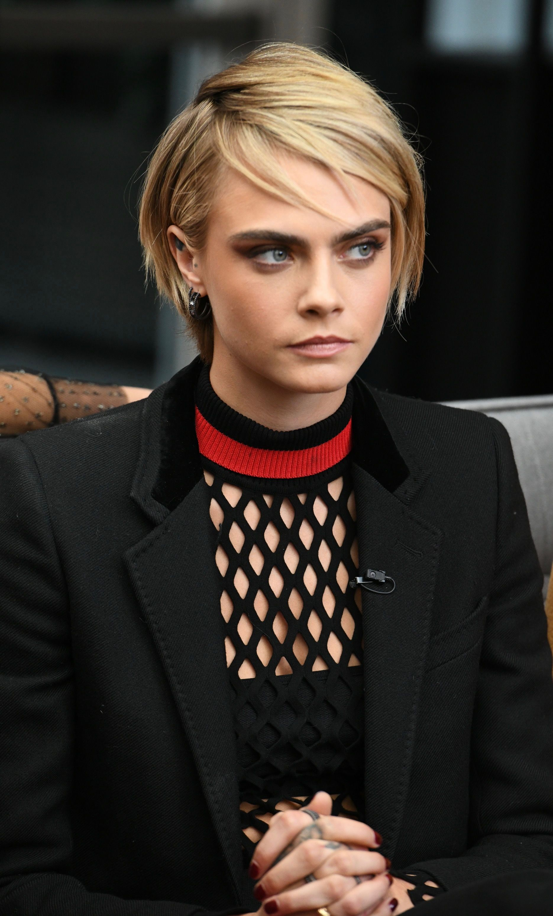 Pin by shahbaaz Ahmed on cara delivinge  Cara delevingne hair