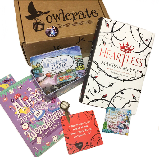 Beauty Fashion Food: November 2016 OwlCrate Review & Coupon