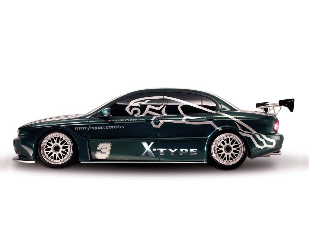 Jaguar X Type Racing Concept 2002 Jaguar Car Jaguar X Jaguar