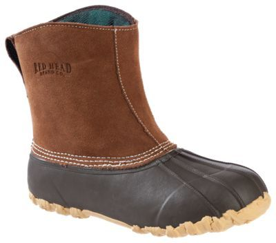 458acf86f RedHead All-Season Classic II Insulated Pull-On Boots for Ladies - 10 M