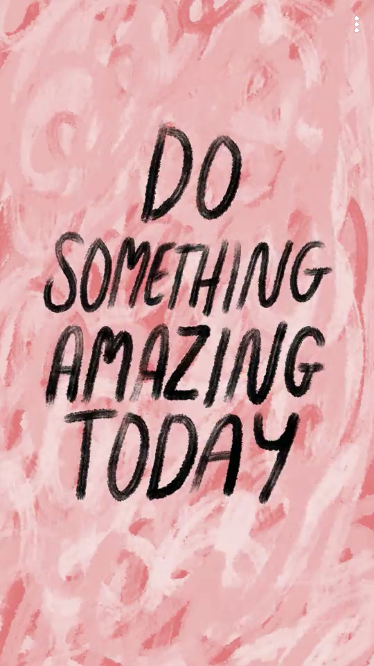 Do something amazing today!  Pretty words, Pretty quotes, Cool words