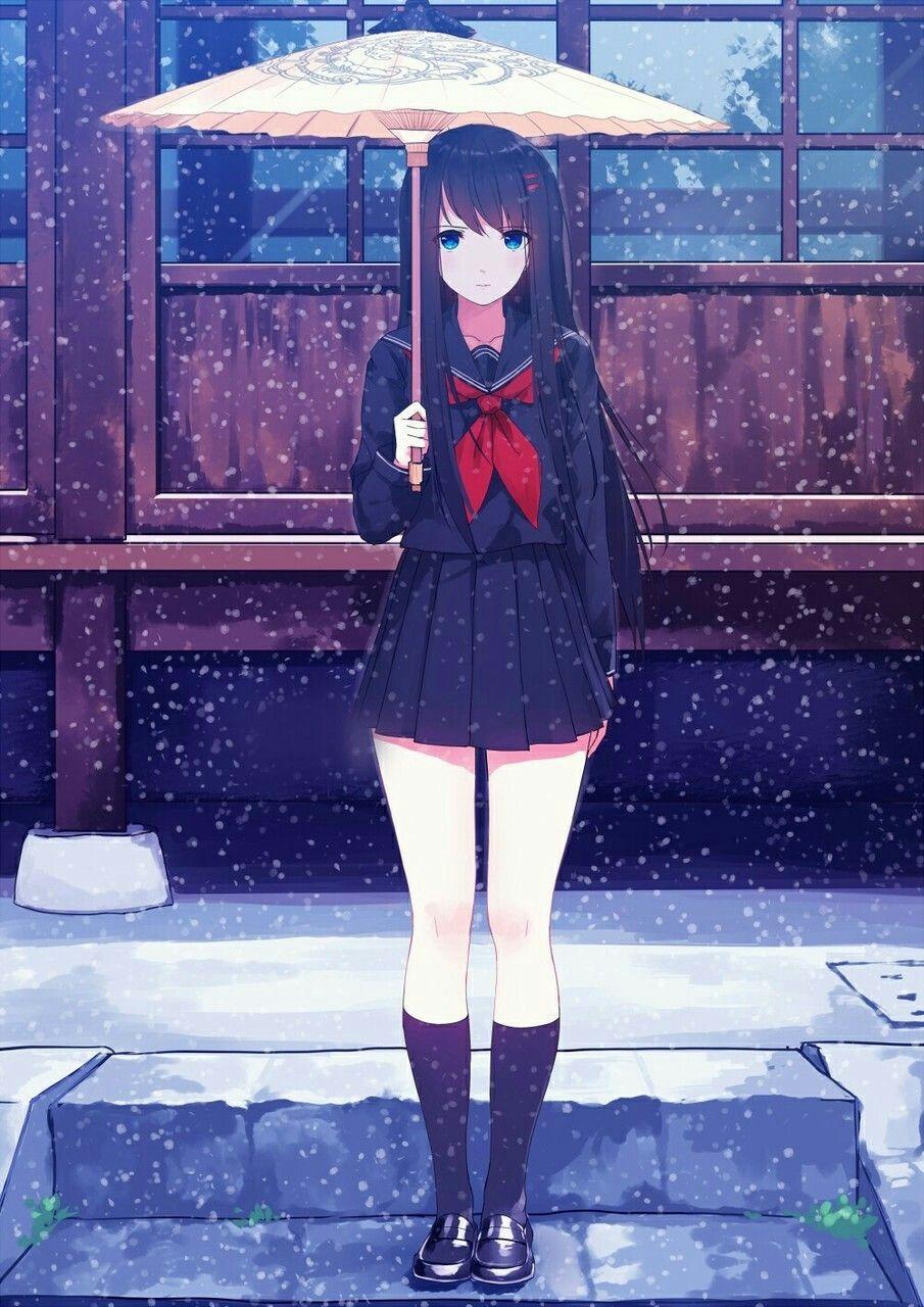 Pin Em Anime Girl