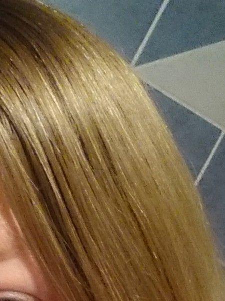 Haare mit natron