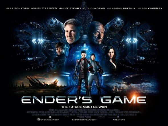 El juego de Ender (2013), de Gavin Hood
