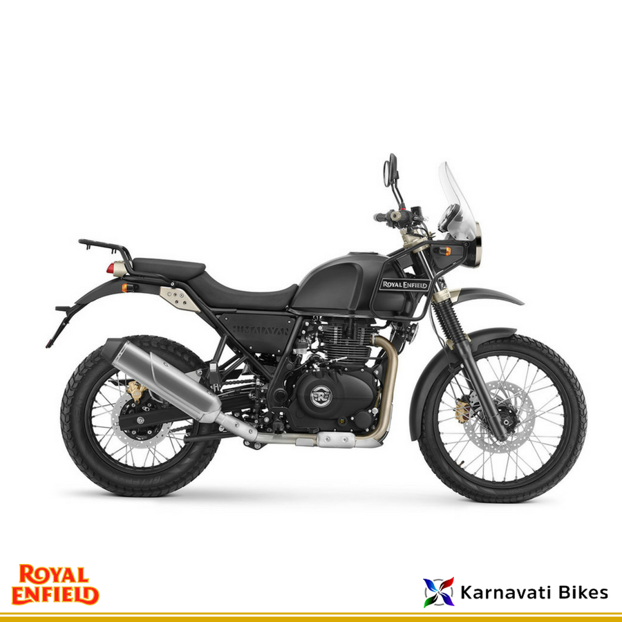 Born From Decades Of Riding In Some Of The Toughest Conditions. - #RoyalEnfield Himalayan. #Ahmedabad