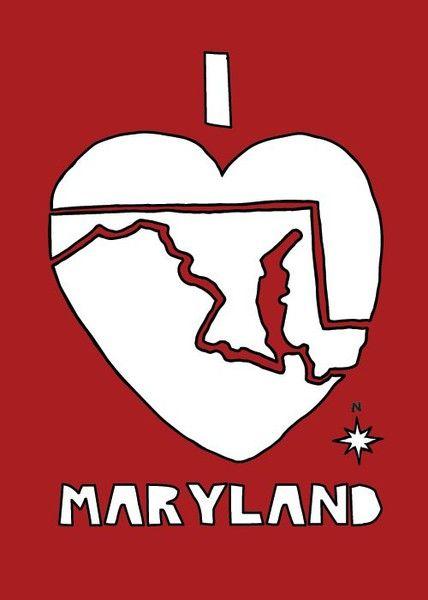 Maryland, my Maryland!
