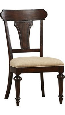 Havertys Forsyth Park Dining Chair Chair Furniture