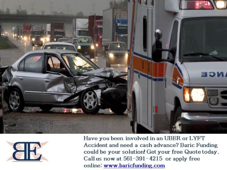 Have you been involved in an Uber or Lyft accident and