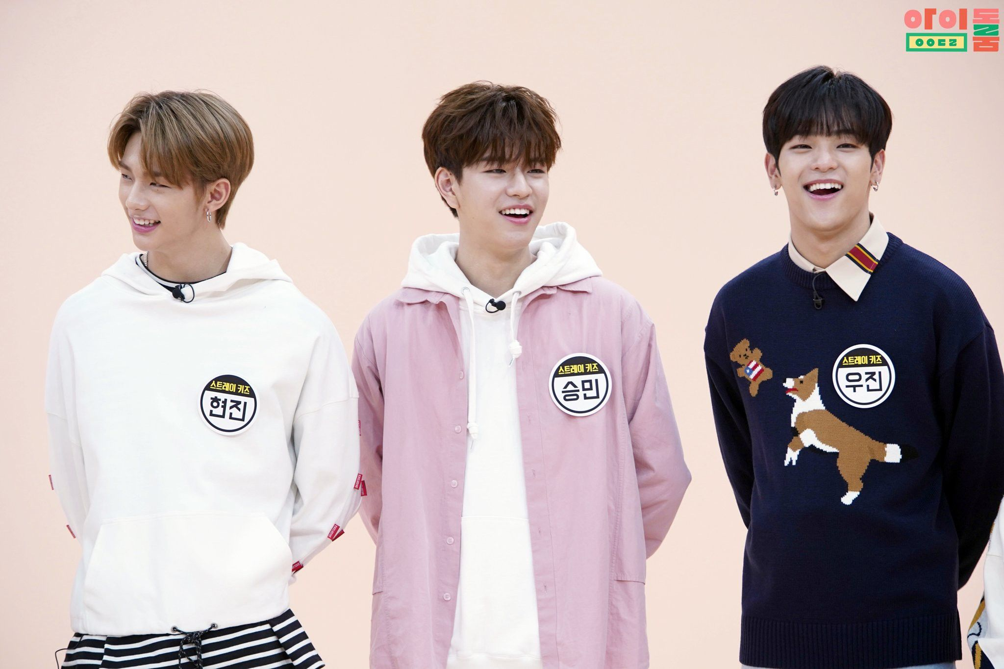 20190329 — JTBC update ) Stray Kids on Idol Room ep 43