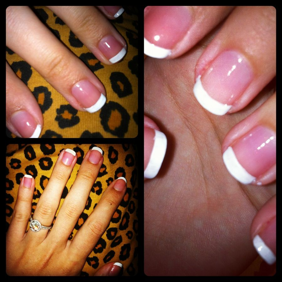 Ideas Designs And Tips For The Perfect: My Secret To A Perfect DIY French Manicure!!