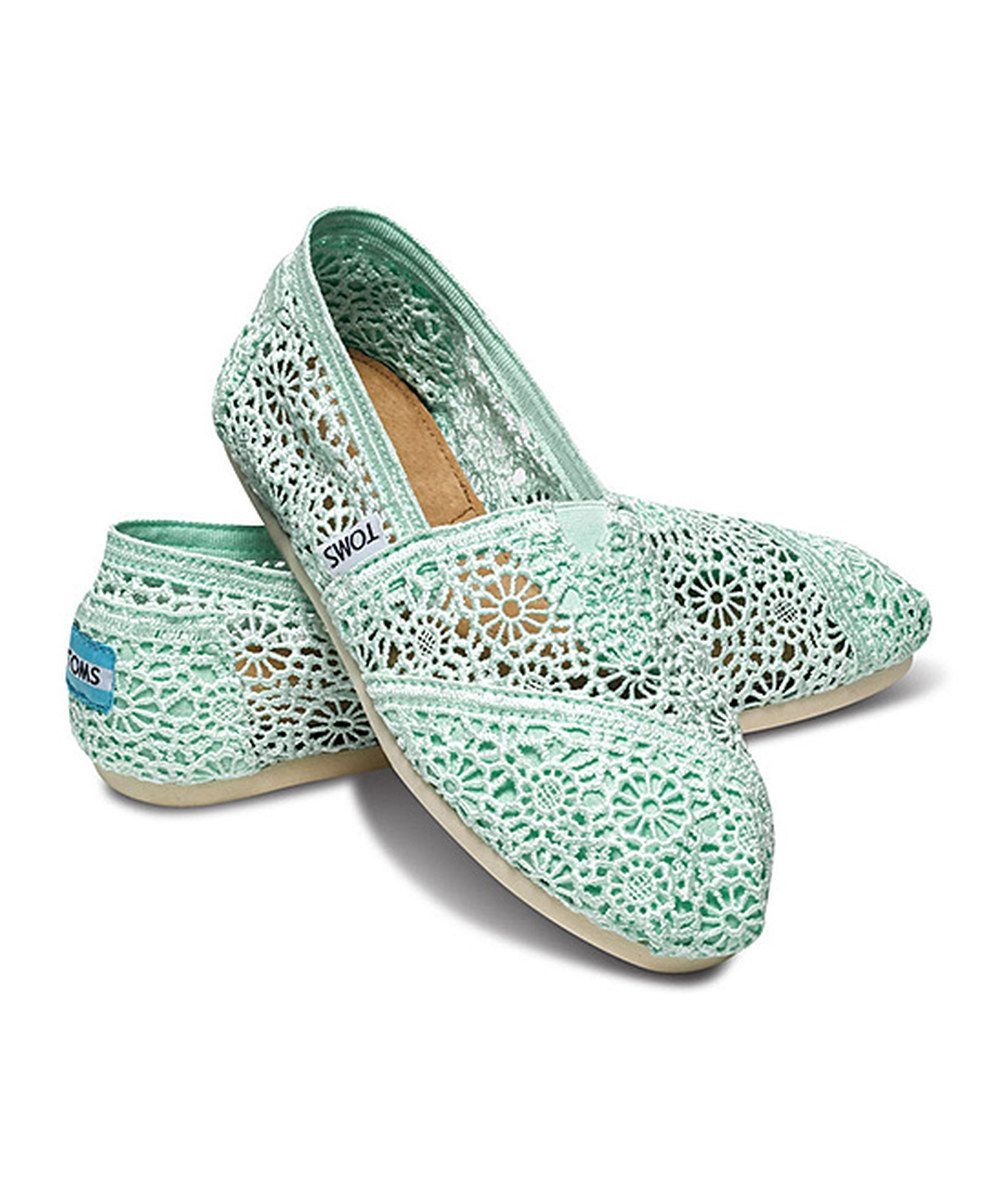 Take a look at this Mint Crochet Classics I bought at zulily today!