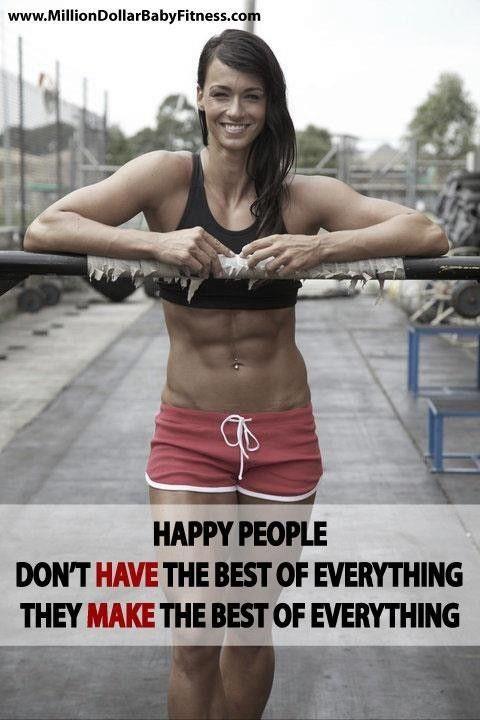 Happy people...