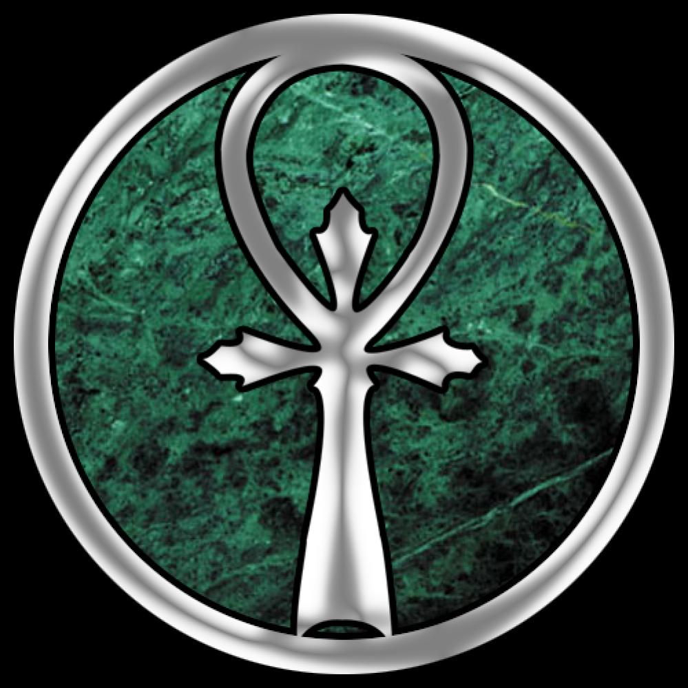 Vampire The Masquerade Green 999 999 Transprent Png Free Download Green Symbol Cross Vampire The Masquerade Bloodlines World Of Darkness Vampire