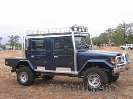 Image Result For Dual Cab 40 Series On 80 Chassis Fj40