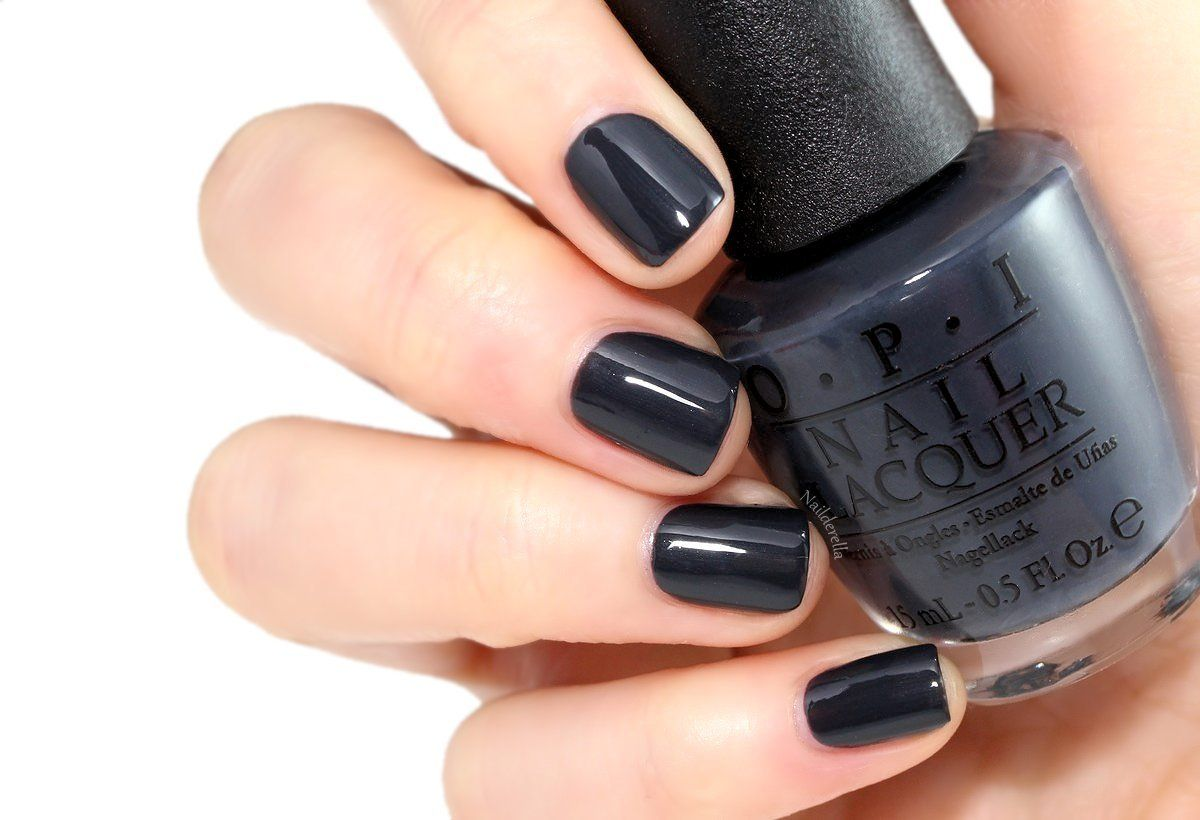 OPI - Fifty Shades of Grey collection   Nailderella Dark Side of the ...