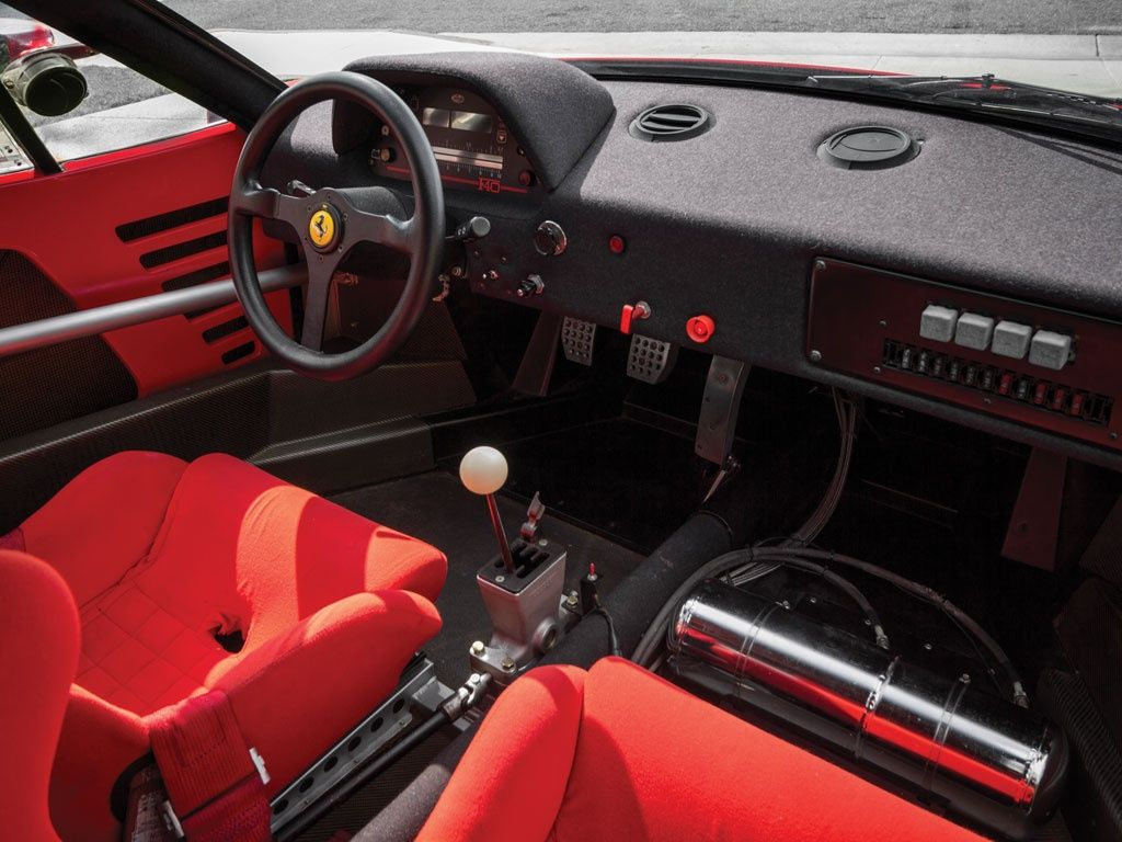 The bentley continental gt speed ferrari f40 ferrari and cars 1994 ferrari f40 lm classic driver market vanachro Image collections