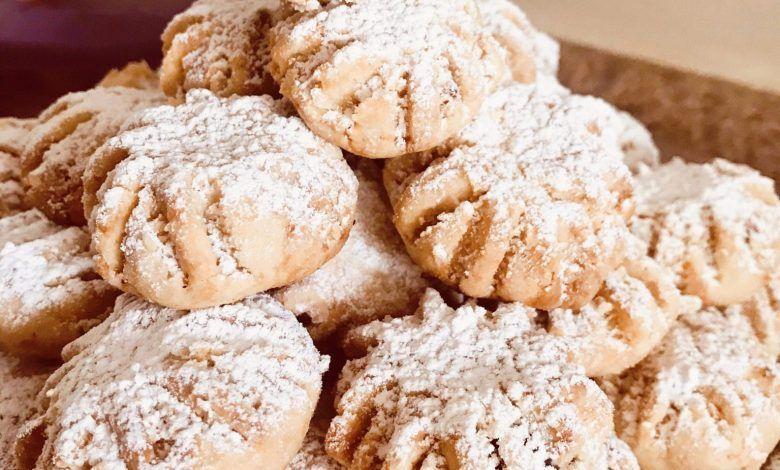 طريقة عمل وجبات سريعة وسهله كحك العيد الناعم واحلي من كحك العبد و لابوار واسعار الكحك اليوم دمدومى Food Desserts Cookies