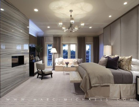 Boca Raton Interior Decorating Firm Luxury Bedroom Master