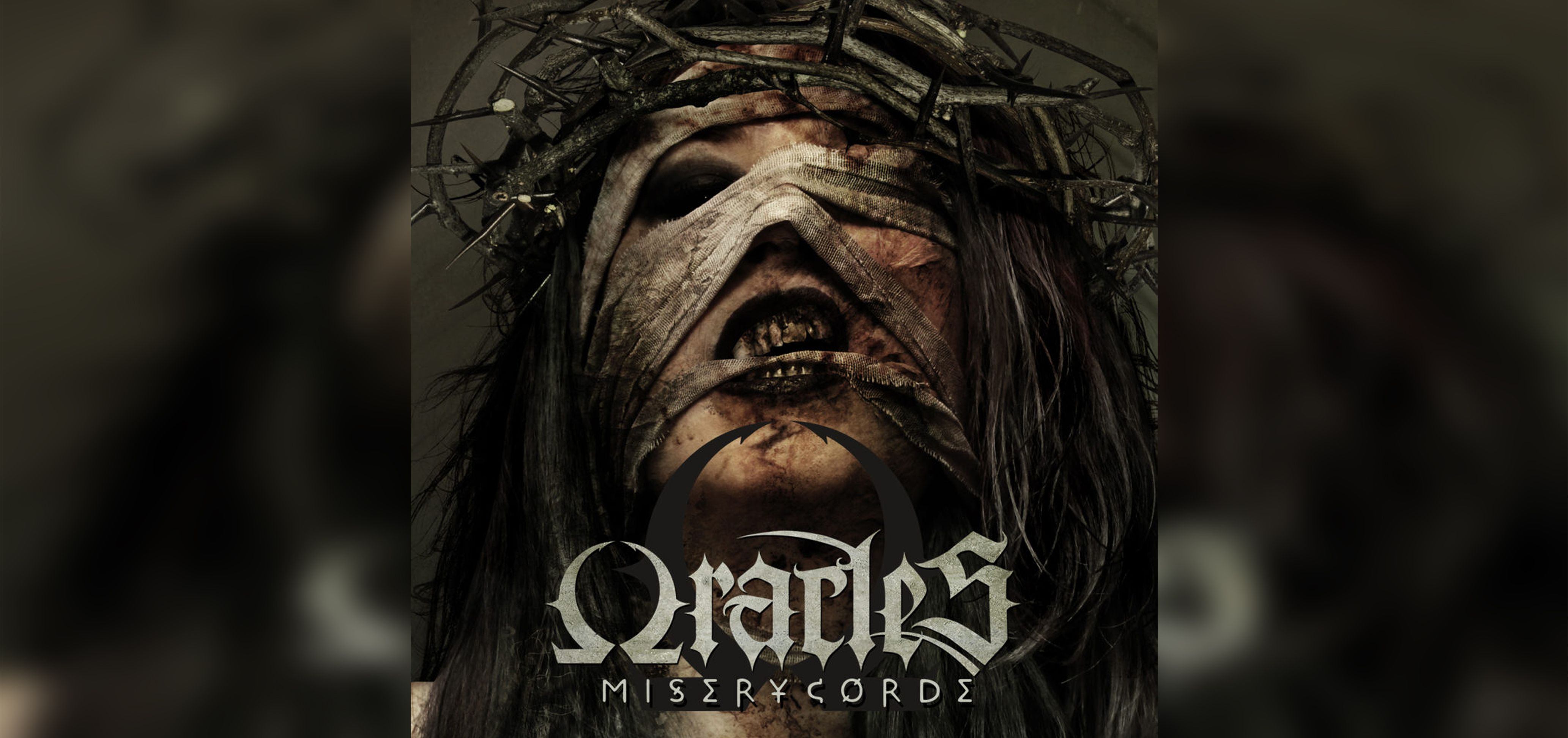 """ORACLES+""""Miserycorde""""+(Cover)"""