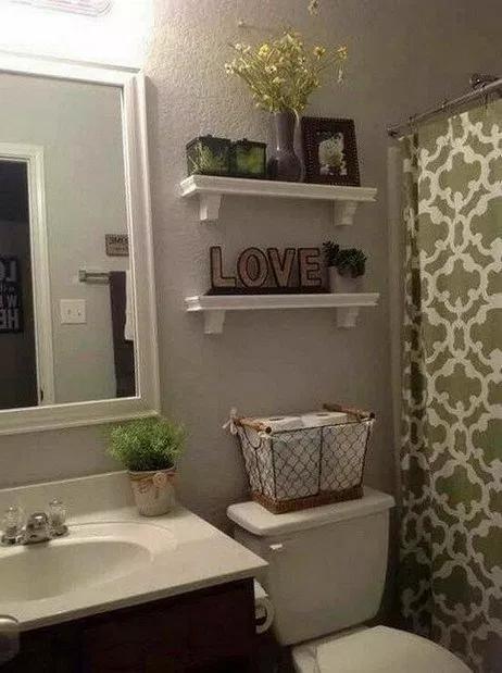60 Cheap and Easy DIY Bathroom Decor Ideas | texasls.org # ...