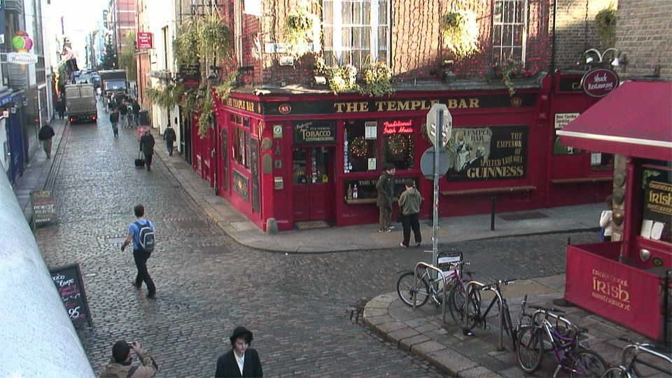 I am soo watching this right now httpearthcamworld earthcam and the temple bar pharmacy have teamed up to deliver exclusive live views of the temple bar section in dublin ireland this famous city spot is a gumiabroncs Gallery