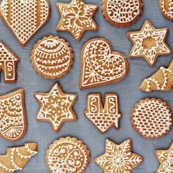 festive crunchy and soft decorated gingerbread cookies for      rh   pinterest co uk