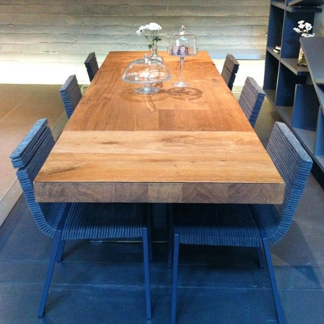 Invite 4 extra friends ••• Air Wildwood Table is now extendable #lagodesign  #
