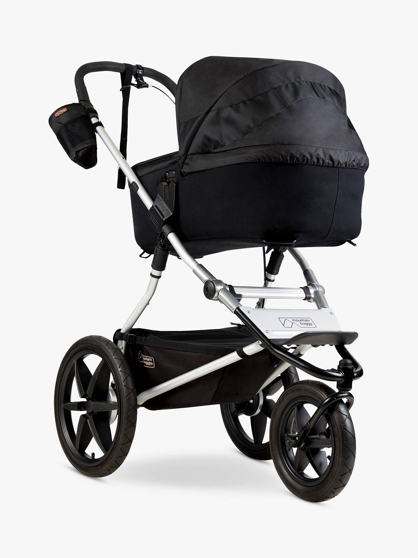 Mountain Buggy Carrycot+ for Terrain, Onyx in 2020