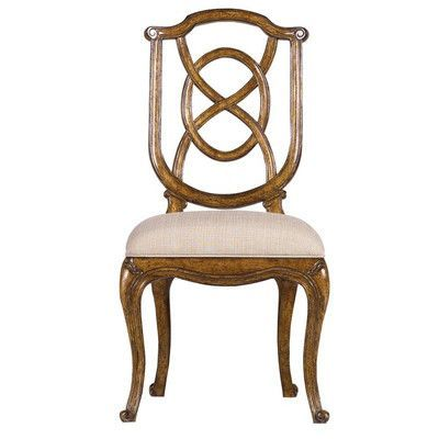 Stanley Arrondissement Side Chair Finish: Sunlight Anigre