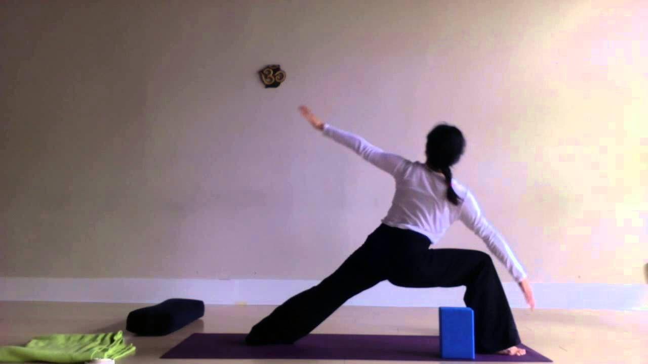 Yoga Flow Asanas Nivel 1