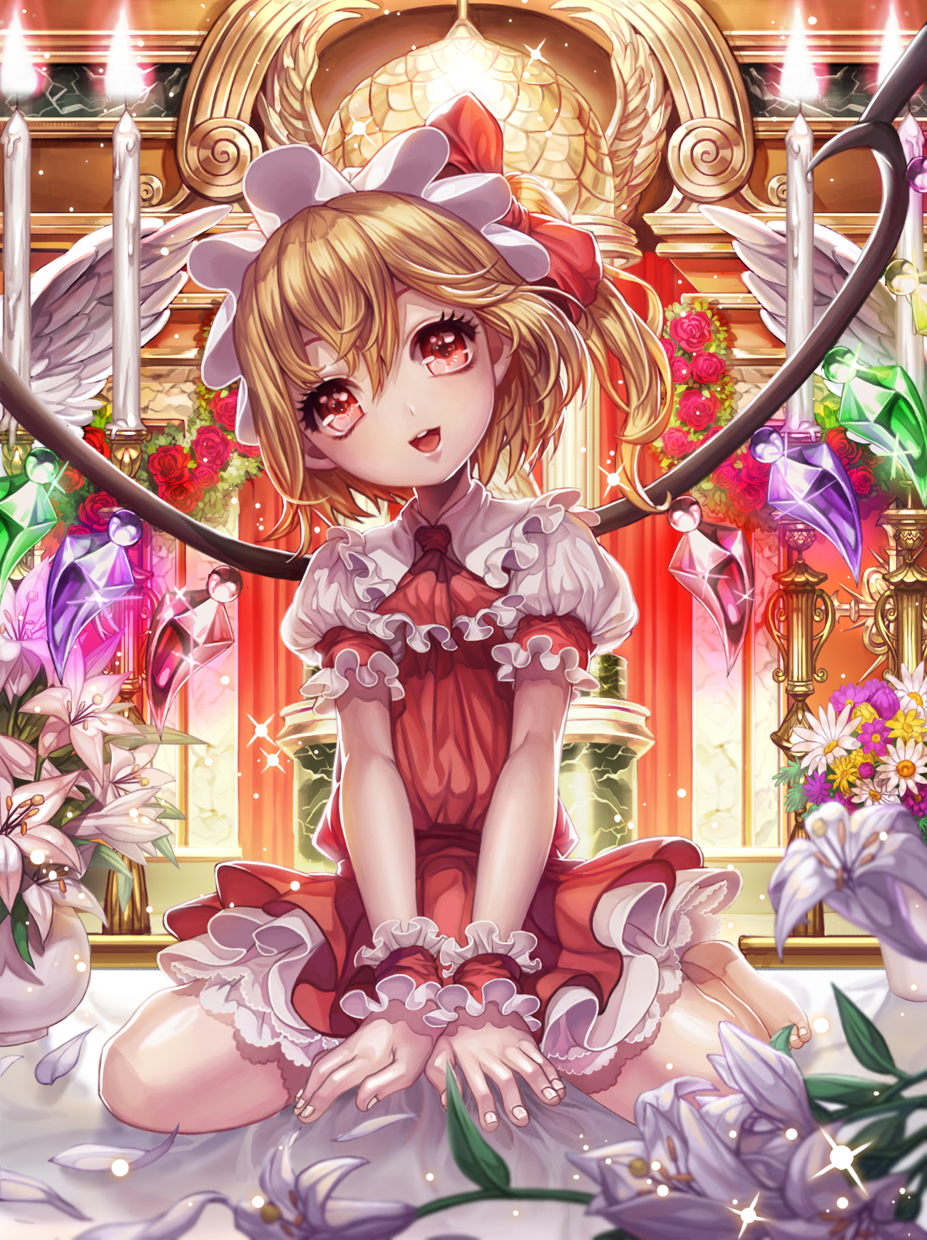 flandre scarlet 東方project ドール
