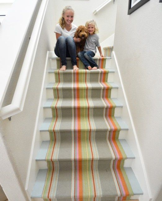 Best The Happy Staircase Stair Decor Hallway Carpet Runners 640 x 480