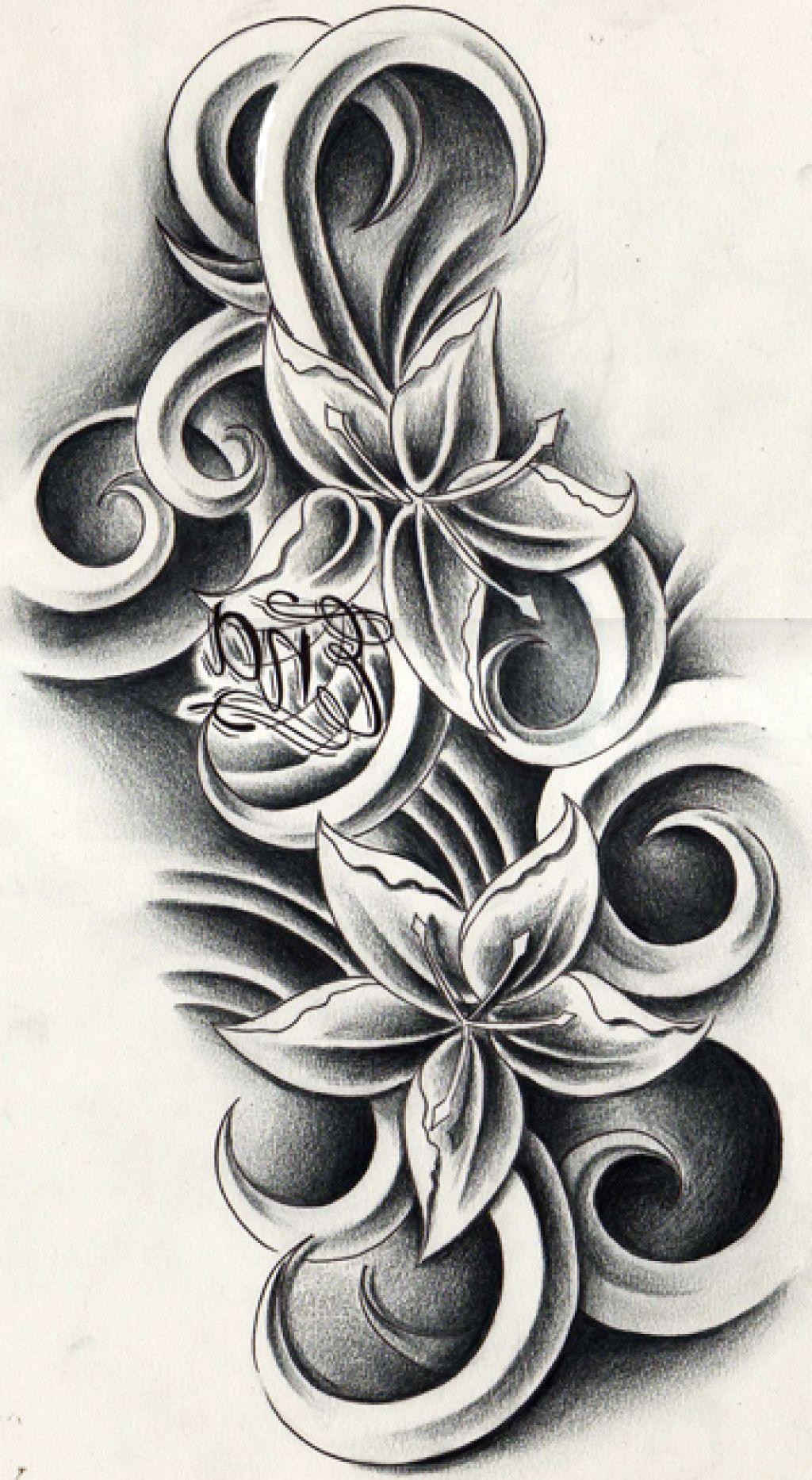 honeysuckle flower tattoos google search ink pinterest flower tattoos tattoo and tatoos. Black Bedroom Furniture Sets. Home Design Ideas