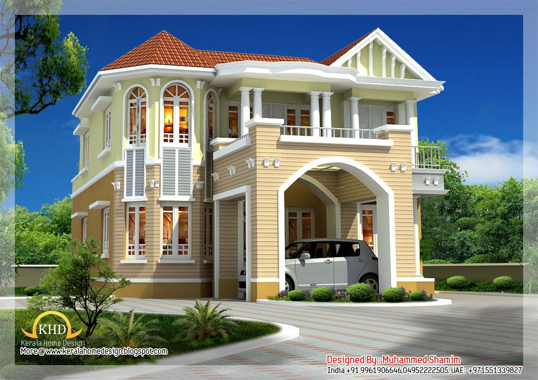 Beautiful Houses Pictures beautiful modern houses – modern house