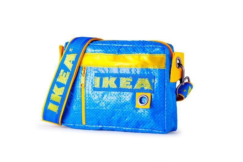 The Ikea Messenger Bag Ikea Bumbag Bag Holder Festival Etsy Messenger Bag Bags Adjustable Bag