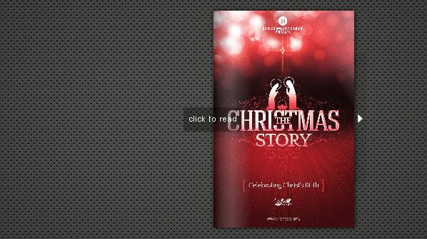 The Christmas Story Bulletin Template Templates Event Program