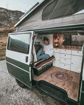 Photo of Campervan Interiors Wir lieben #Campervan #Interiors #lieben #van life aesthetic…